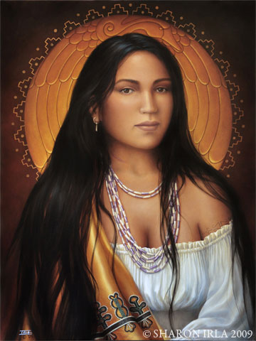Beloved Woman of the Cherokee - Nanyehi